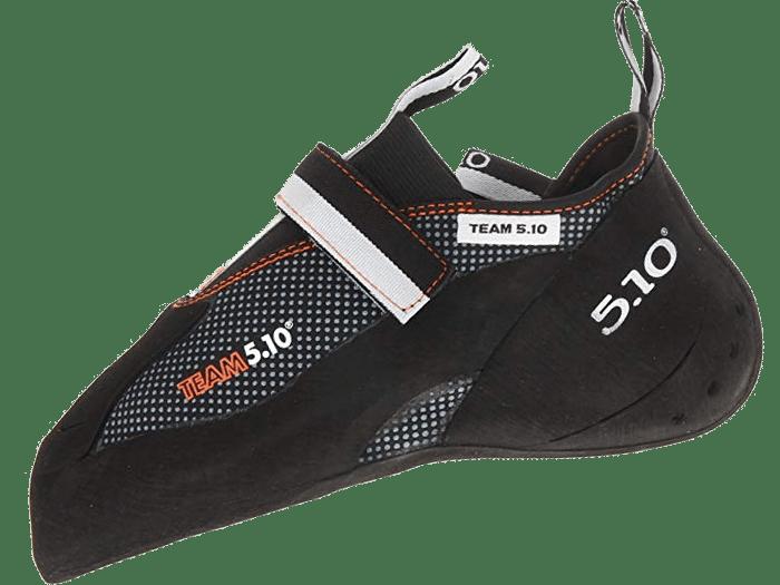 Five Ten Team Review   Climbing Shoe Review