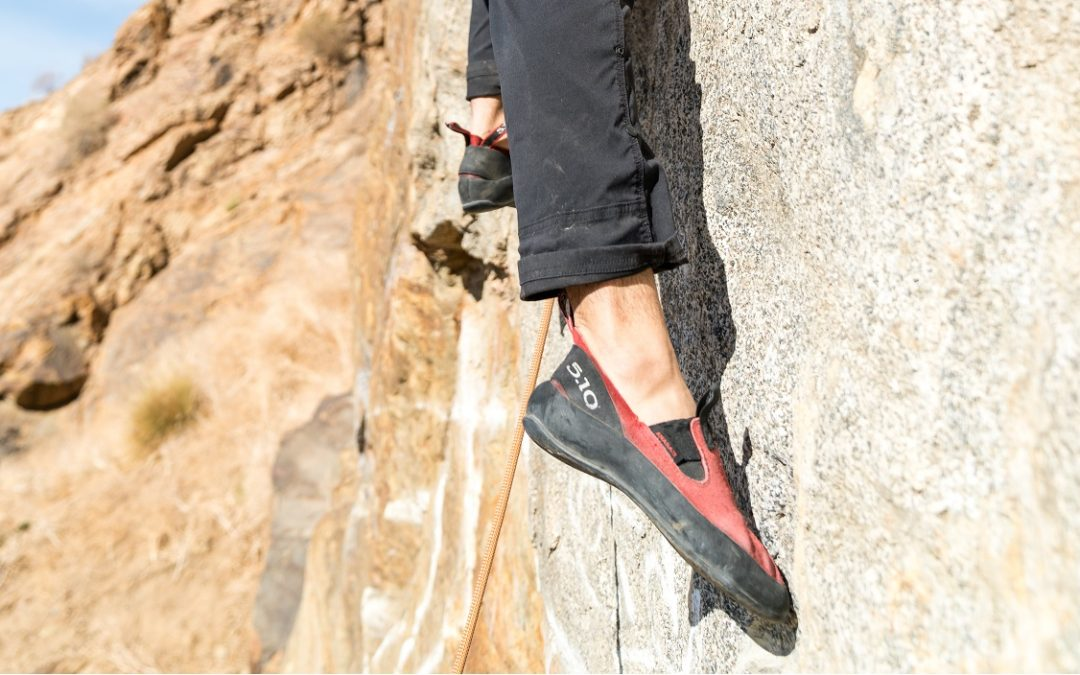 Best Slipper Climbing Shoe