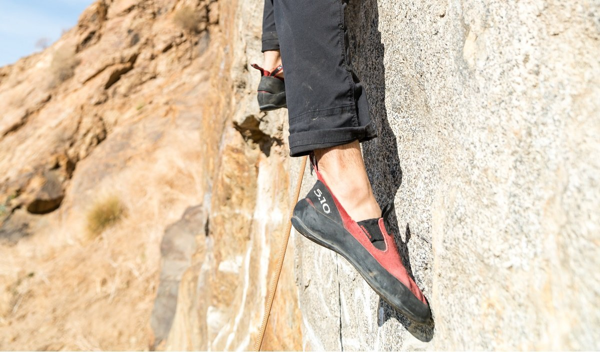 The Best Slipper Climbing Shoe Out
