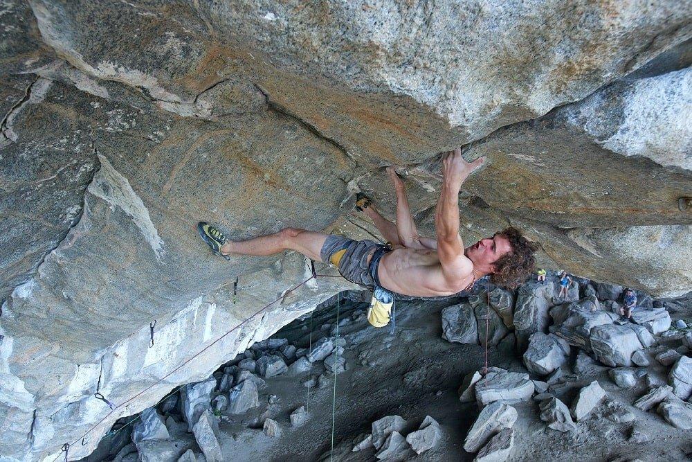 Adam Ondra's Climbing Shoes