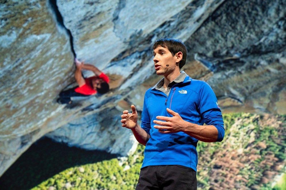 Alex Honnold Climbing Shoes