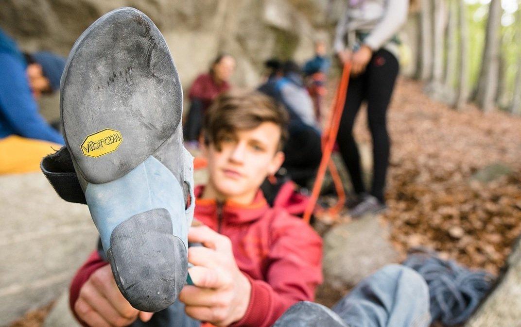Vibram Climbing Shoes